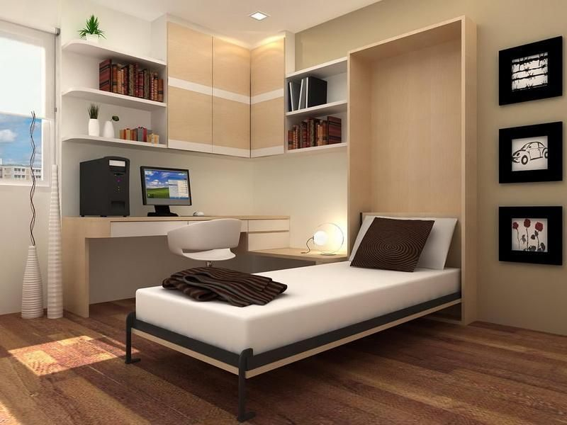 Unique Murphy Beds Decor Ideas Nice Unique Murphy Bed For Small