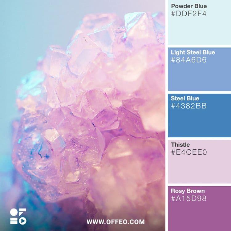 20 Soft Pastel Color Palette