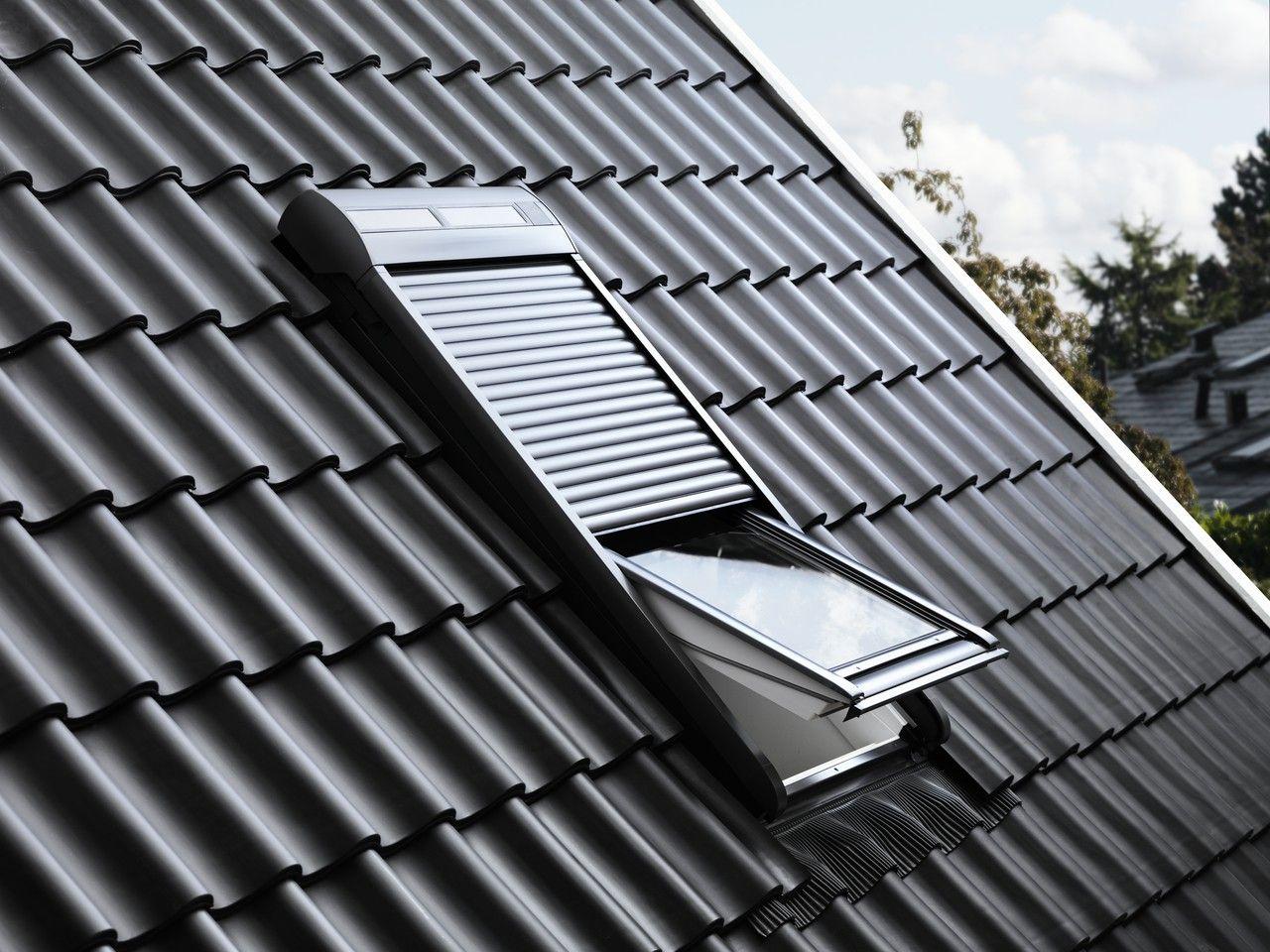 Velux Roller Shutter Roller Shutters Shutters House Design