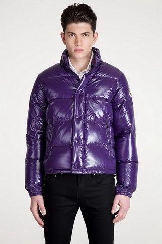 Moncler chaquetas para  lila