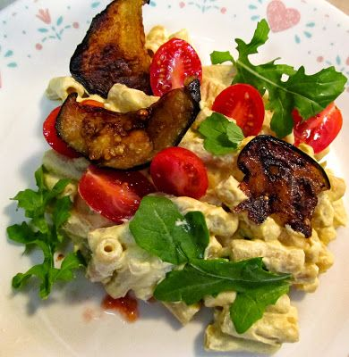 Impoverished Vegan: BLT Mac & Cheeze (vegan)
