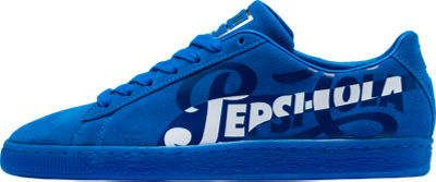huge selection of 05138 1731f Puma Men's Suede Classic x Pepsi Casual Shoes in 2019 ...
