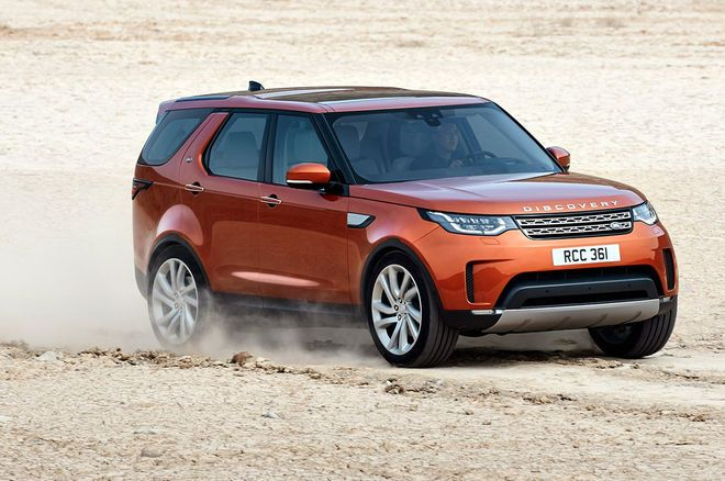 2017 Land Rover Discovery First Look Review Land Rover Discovery Land Rover Land Rover Discovery 5