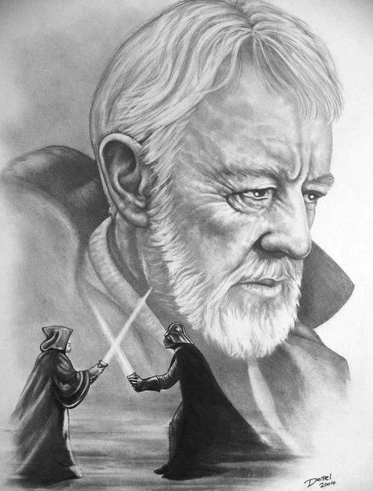 Obi-wan Kenobi | movies music and literature | Star wars