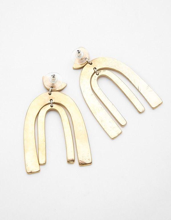 Belleza Earrings by Seaworthy