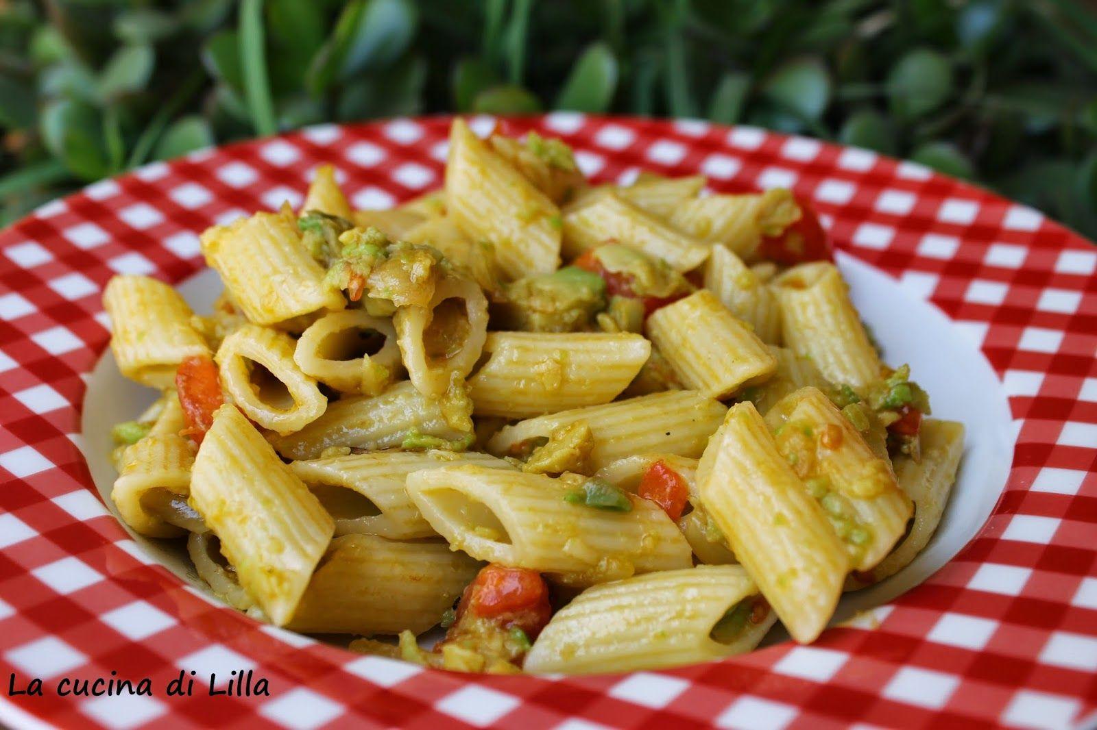 La cucina di Lilla (adessosimangia.blogspot.it): Primi: Pasta con ...