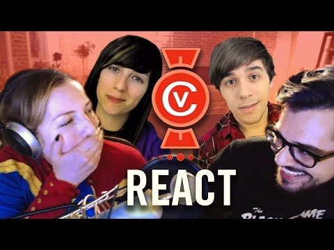 Reacting to My Old Collab Channel | Strawburry17 - YouTube