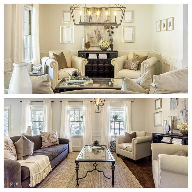 Attractive Interiors Home Staging: A Beautiful Home Staging Furnished By Brook Furniture