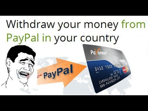 paypal to payoneer live money transfer # Contact ...