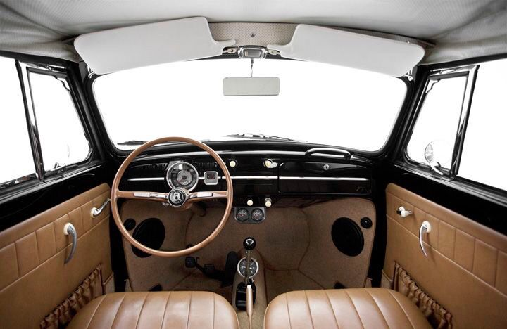 1965 Vw Bug Convertable Interior Vw Bug Interior Vw Beetles Vw Beetle Classic