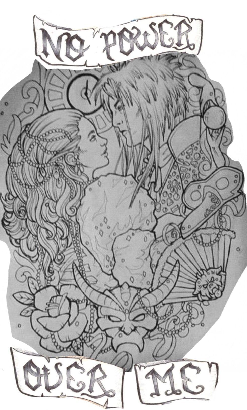 Simple Labyrinth Movie Tattoo: Labyrinth Tattoo, Labyrinth Art