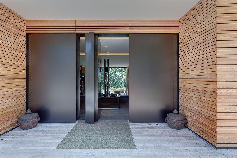 Villa in legno e casa di design casa prefabbricata in for Casa di design