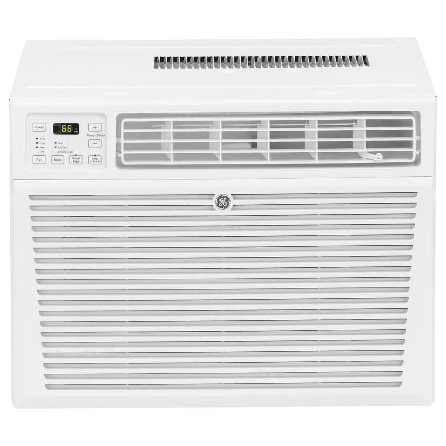 Ge 1500 Sq Ft Window Air Conditioner 230 Volt 24000 Btu Energy