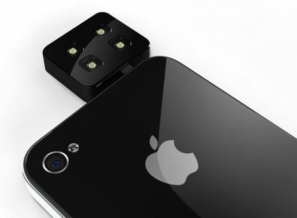 Fund This Iblazr Adds Synced Flashbulb To Your Smartphone Smartphone Iphone Pictures Iphone Style