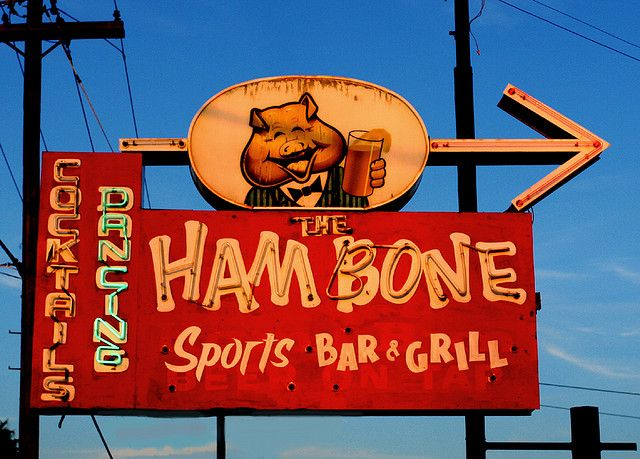 The Hambone. - the premier dive bar in Mesa, Aizona known for great people watching