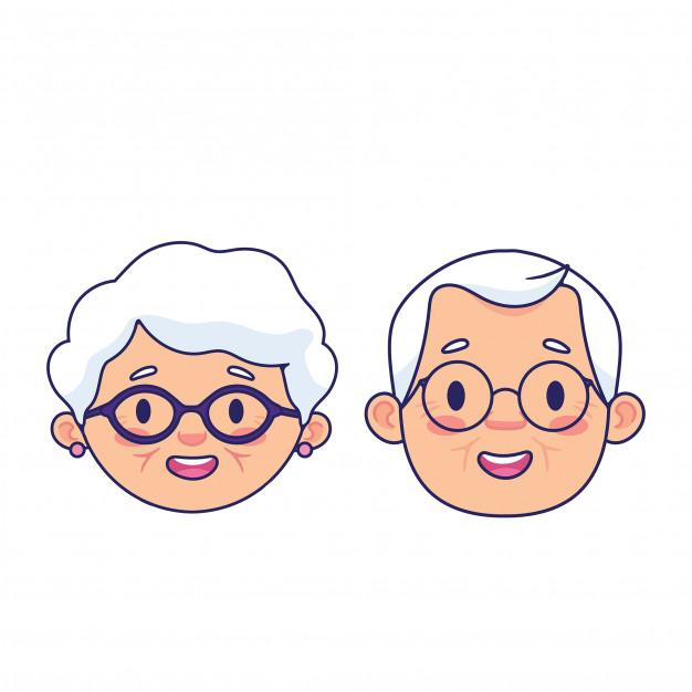 Caras De Abuelos Busqueda De Google Imagenes De Abuelitos Abuelitos Animados Caricaturas De Abuelos