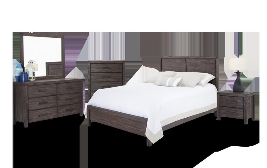 austin bedroom set | bob's discount furniture #discountfurniture