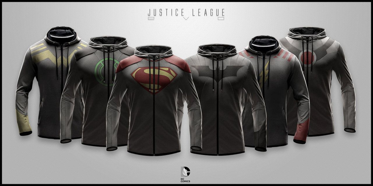 awesome superhero-themed apparel that you can never buy | hoodie