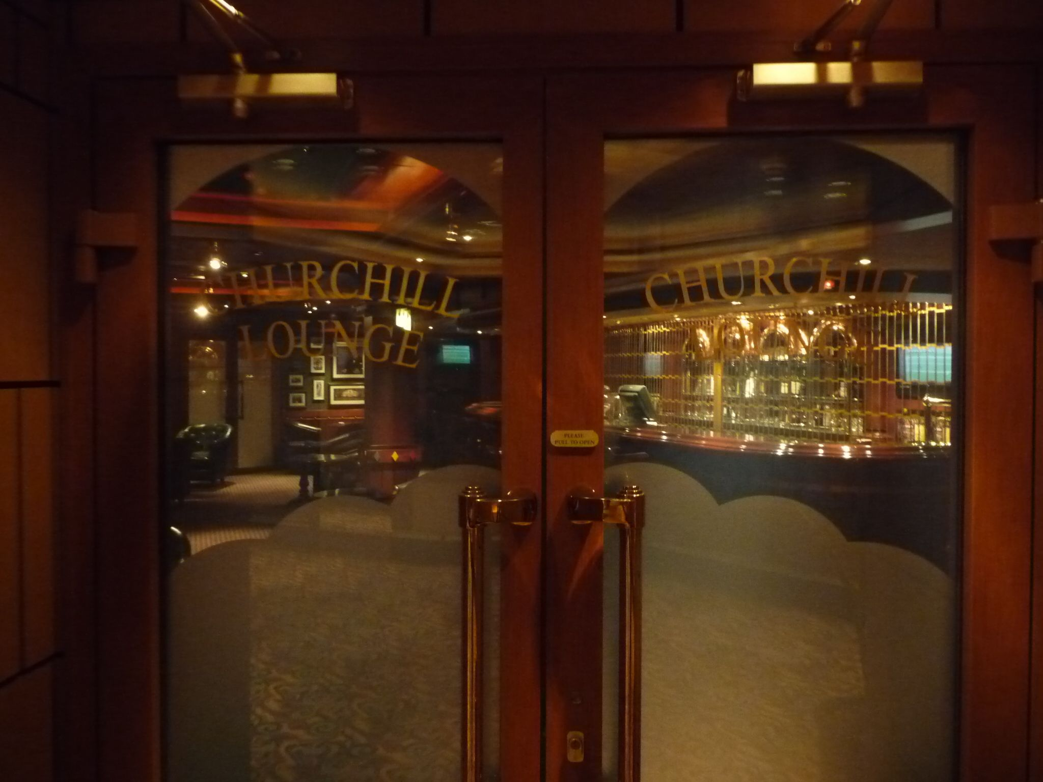 Churchill Lounge - Pipe and Cigar Room