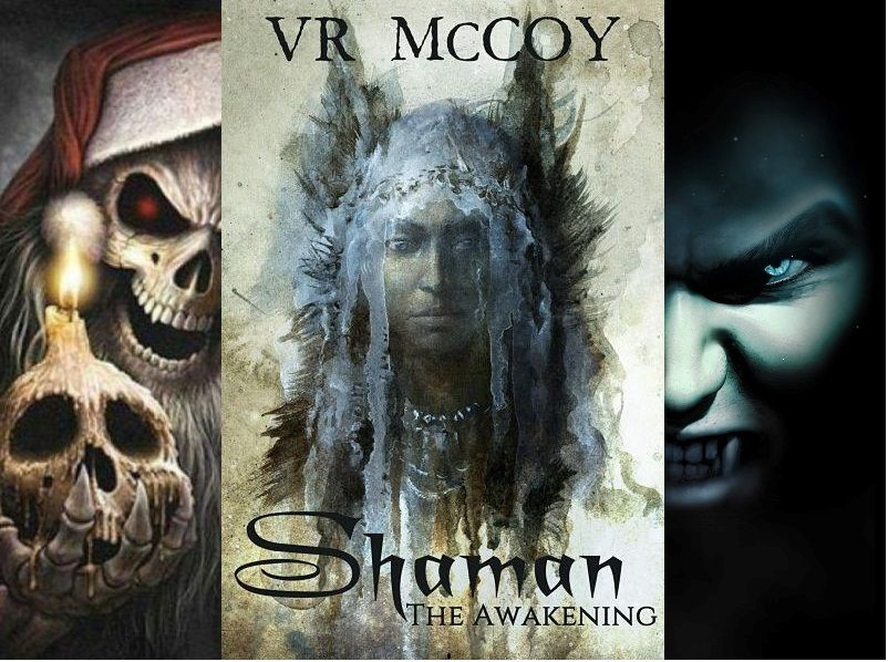 """Shaman-The Awakening"" Invite a few guests over for the Holidays; Shape-shifters, Apparitions and Shamans. ‪Bestseller Supernatural‬ ‪Thriller‬ ‪Creativia‬ Publishing ‪KindleMatchBookDeal‬: Purchase the Paperback and get the Ebook for free. US: http://www.amazon.com/dp/B00JPT31SK UK: http://www.amazon.co.uk/dp/B00JPT31SK"