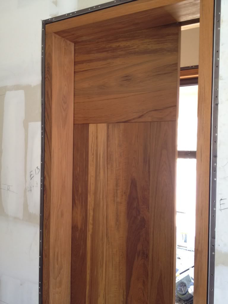 Drywall Door Jamb Question Puertas Carpinteria