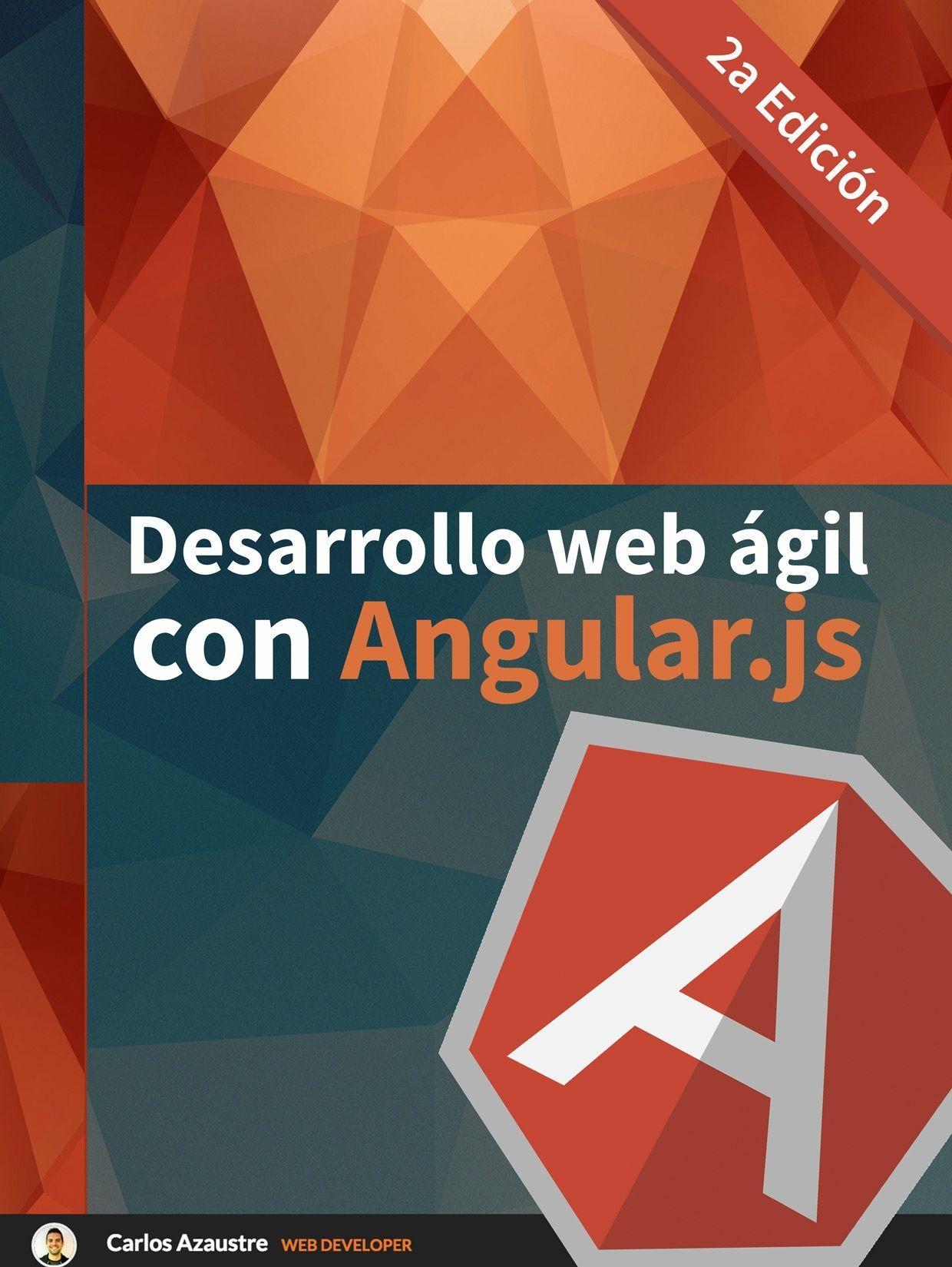 desarrollo web ágil con angularjs   books   pinterest   books