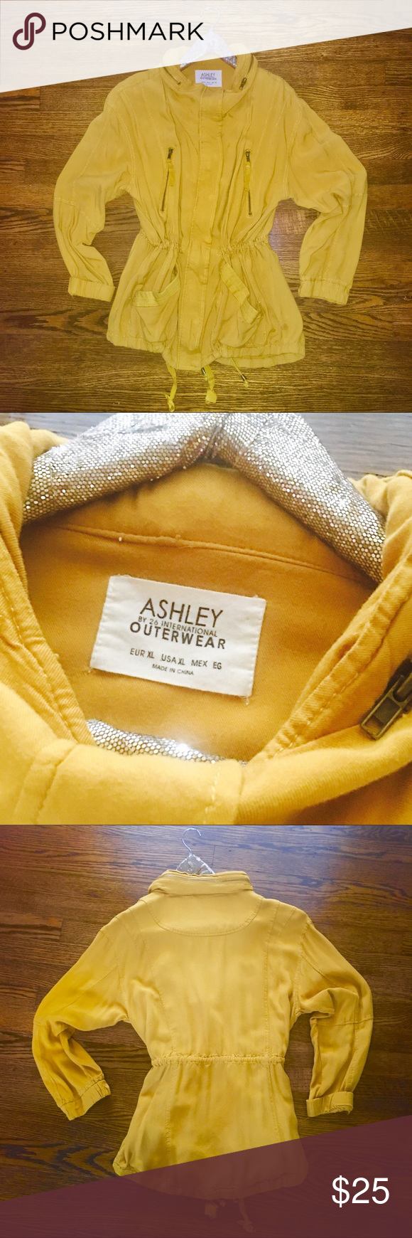 Ashley Mustard Yellow Anorak Jacket Anorak Jacket Lightweight Anorak Jacket Anorak [ 1740 x 580 Pixel ]