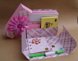 Ideias da Rosa: embalagem
