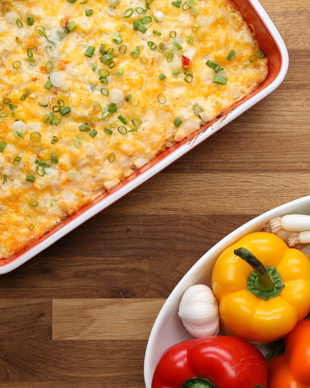 Western Sweet Dishes Recipes: These Cheesy Fajita Potatoes Are Too Good To Be True