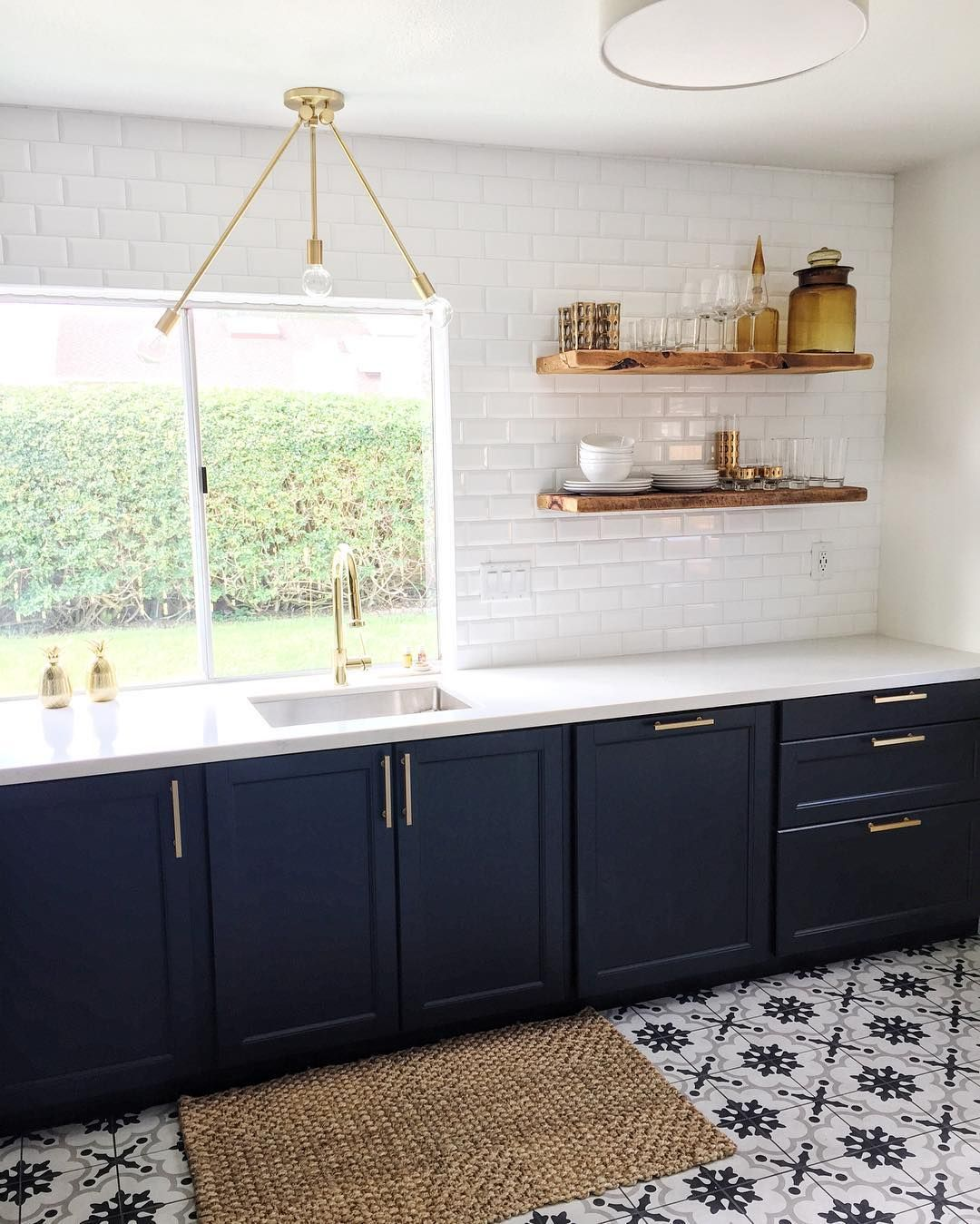 Semihandmade To Ikea Cabinets Ikea Kitchen Design New Kitchen Cabinets Blue Kitchen Cabinets