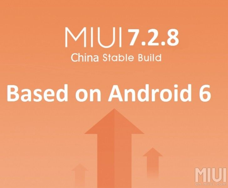 Xiaomi released Android 6 0 based MIUI China stable ROM for