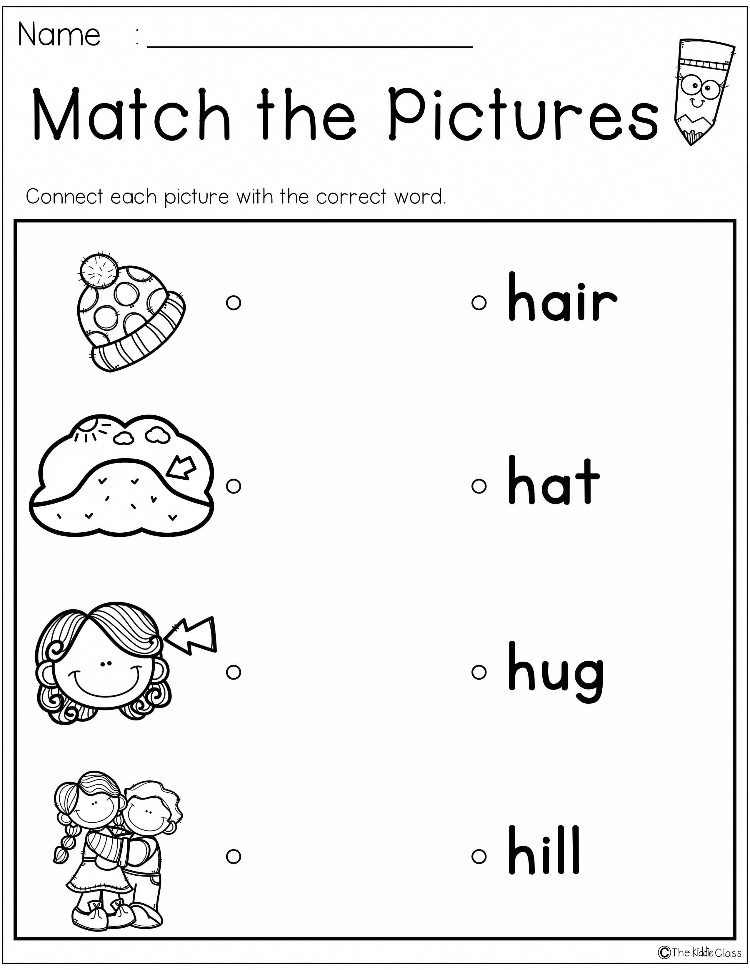 Letter Of The Week H Is Perfect For The Beginning Of The Year In Preschool Or Kindergarten Students Will Develop Their Ph Letter Of The Week Lettering Phonics [ 3300 x 2550 Pixel ]