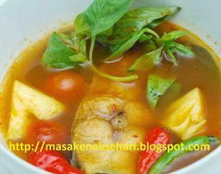 Pindang Ikan Patin Resep Ikan Sup Ikan Resep Masakan