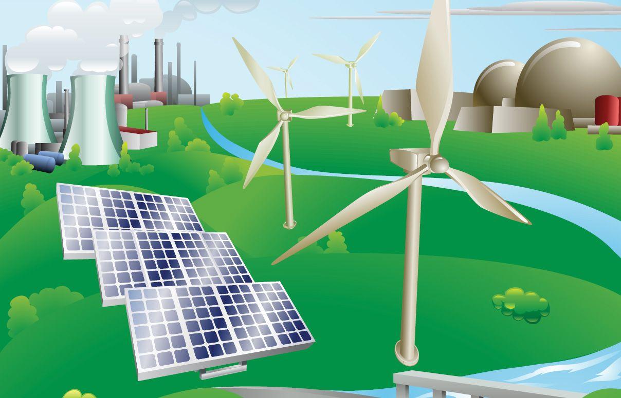 Eco Environment Green Energy Greenenergy