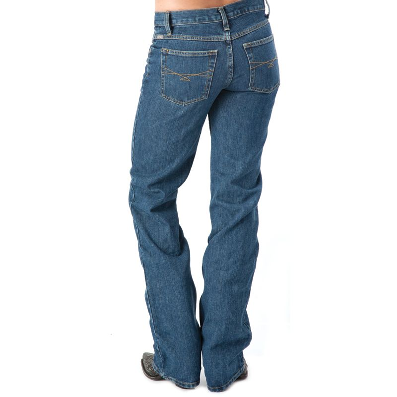 Women's Cruel Girl Low Rise Relaxed Fit Jeans