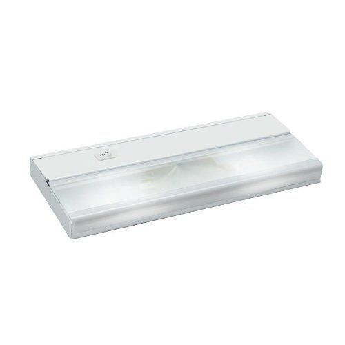 Kichler Lighting 10580wh 2 Light Under Cabinet Light White By Kichler Save 61 Off 39 99 From The M Glass Diffuser Under Cabinet Lighting Cabinet Lighting