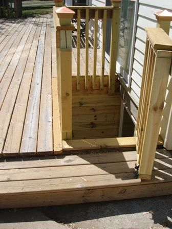 Image Result For Egress Window Under Deck Home Planning