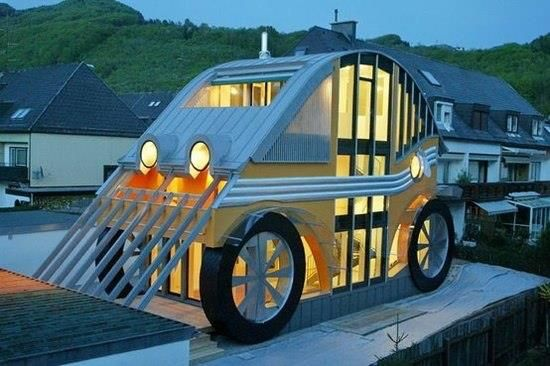 vw bug house austria houses not only to live in and gardens rh pinterest com vw bug seats for sale vw bug hood emblem