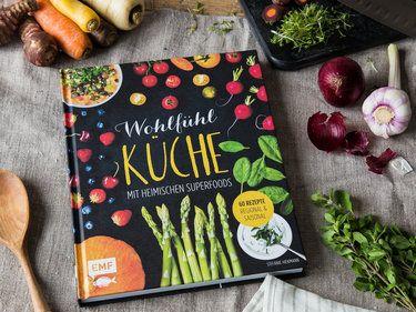 Von wegen exotisch. Stefanie Hiekmann zeigt in ihrem Kochbuch, dass unsere heimischen Superfoods voller Superkräfte stecken und ganz schön lecker sind!