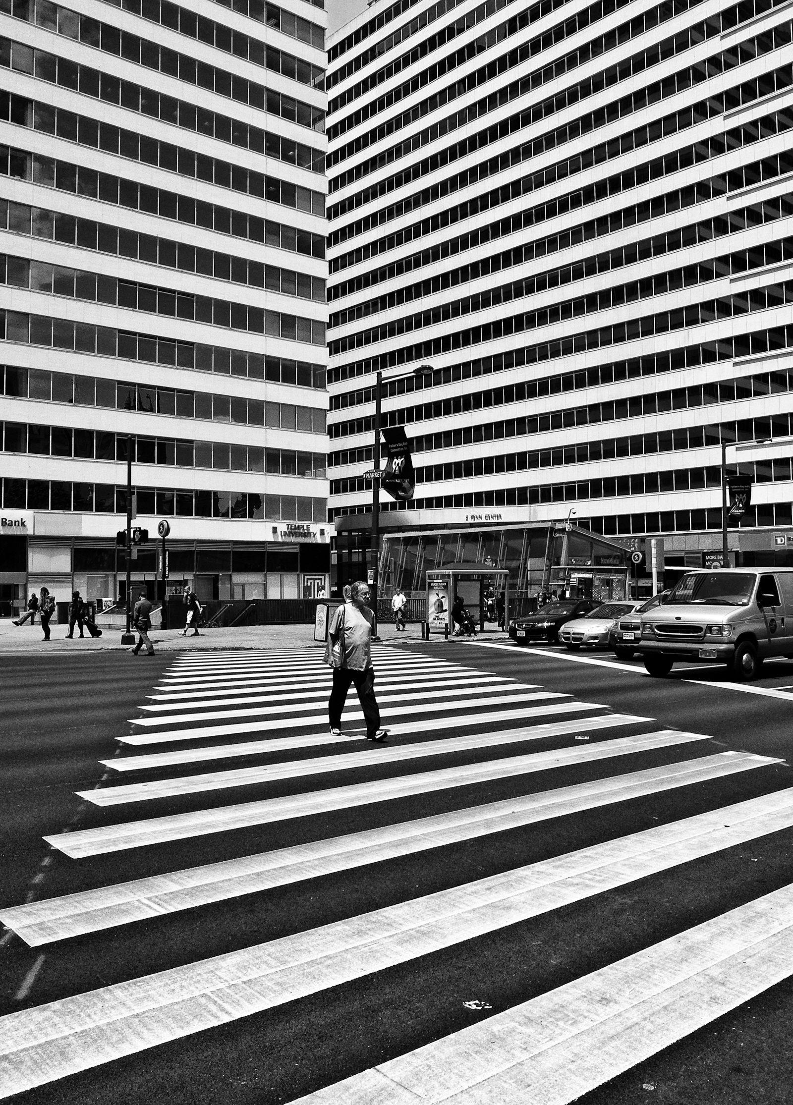 David Oakill Photography Philly Street Photography Urban Landscape Line Photography