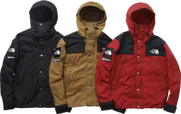 eladás usa online új lista kedvezményes eladás FW10 Supreme x The North Face   North face jacket, Jackets, Fall ...