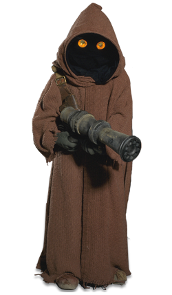 Lego Obi Wan Icon : Loudspeaker