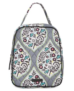 009eb6266599 Vera Bradley Signature Lunch Bunch Bag - Gray