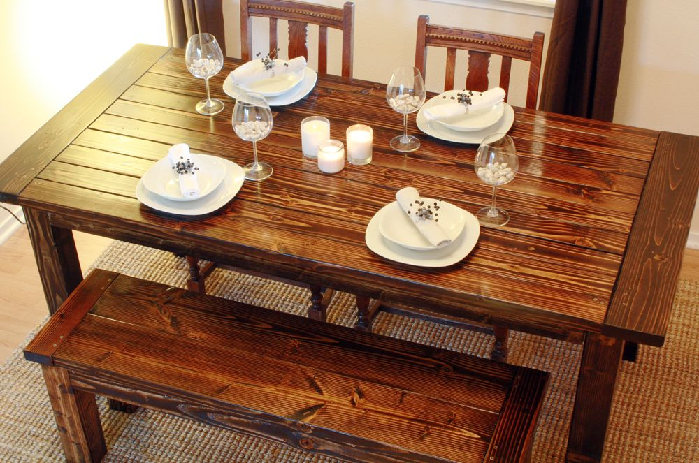 images about dining room tables on Pinterest Beautiful