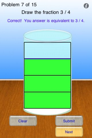 Portion Platter Fraction Math Apps Fractions Math Fractions