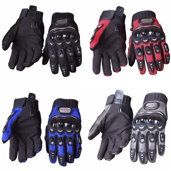 Full Finger Mountain Bike Motorcycle Riding Skiing Racing Gloves for Pro-biker MCS-01B