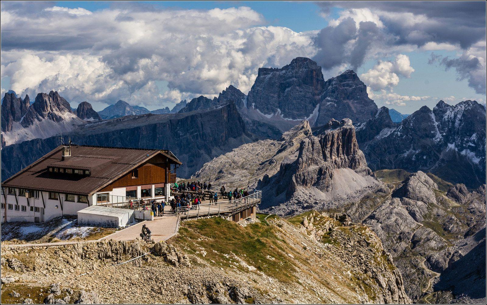 Lagazuoi - una delle più belle terrazze delle Dolomiti | Belle ...