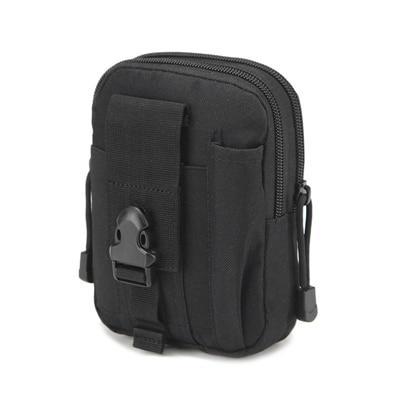Tactical Molle Pouch Belt Waist Pack Bag Waist Pocket Nylon Camping Hiking