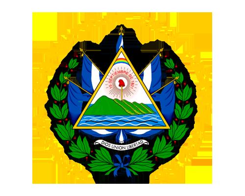 Bandera De El Salvador El Salvador Mi Pais Independence Day Graphic Design Portfolio Cover Coat Of Arms