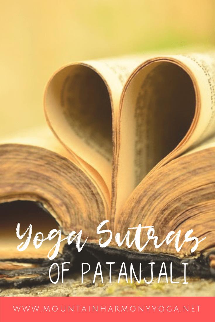 Yoga Philosophy For Beginners Yoga Sutras Of Patanjali Yoga Sutras Yoga Philosophy Yoga For Beginners